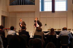 speech and debate performance
